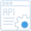 API ontwikkeling icon