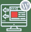WordPress website icon