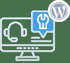 WordPress support icon