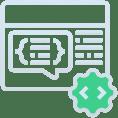 Website ontwikkeling icon
