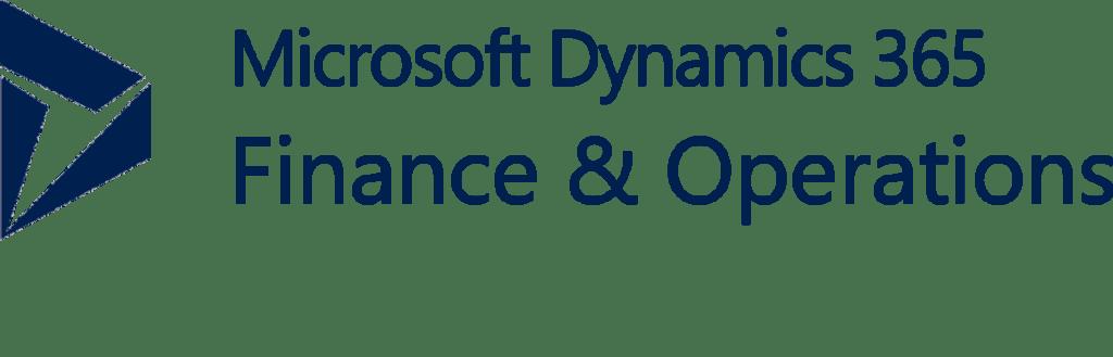 Microsoft Dynamics 365 Finance & Operations