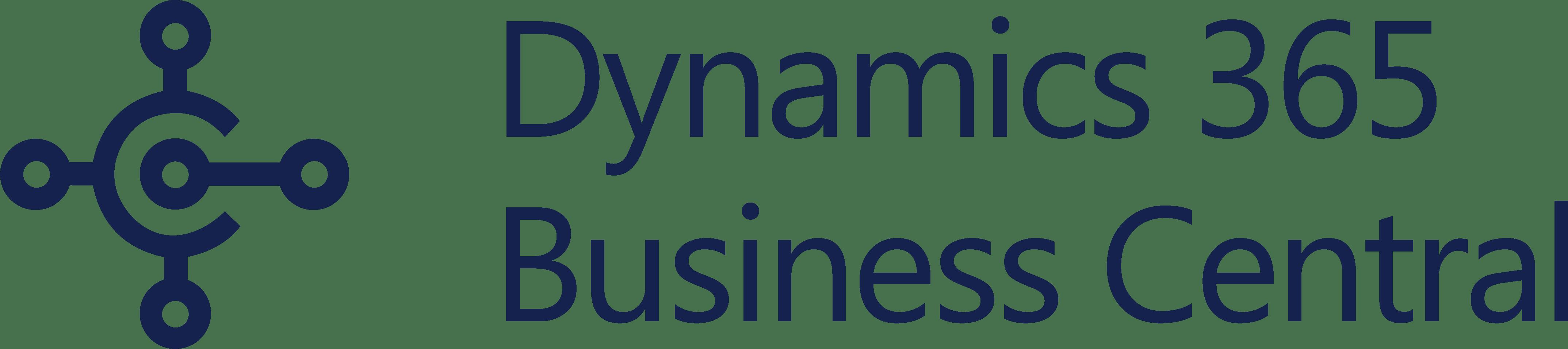 Microsoft Dynamics Business Central logo